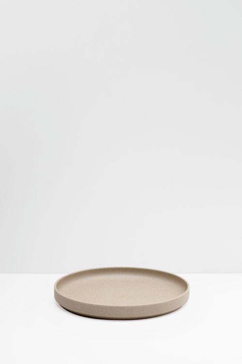 Hasami Porcelain appetizer plate natural matte