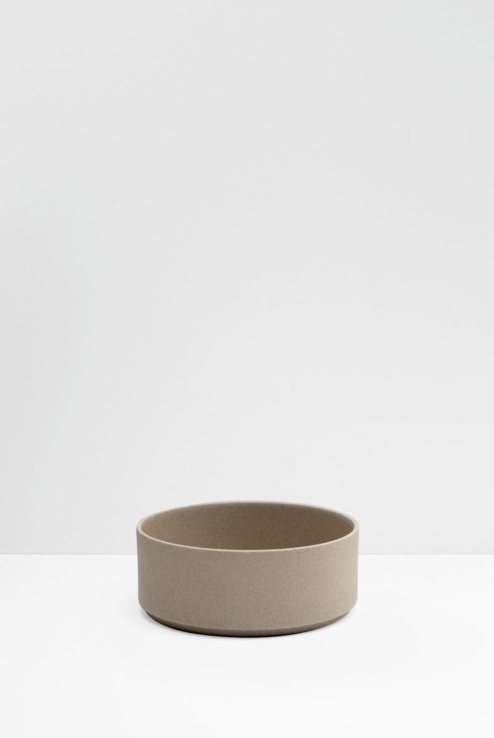 Hasami Porcelain bowl in natural matte