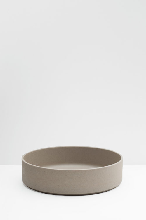 Hasami Porcelain bowl in natural matte