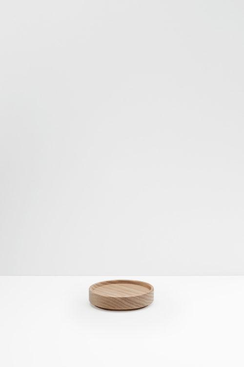 Hasami Porcelain wooden coaster
