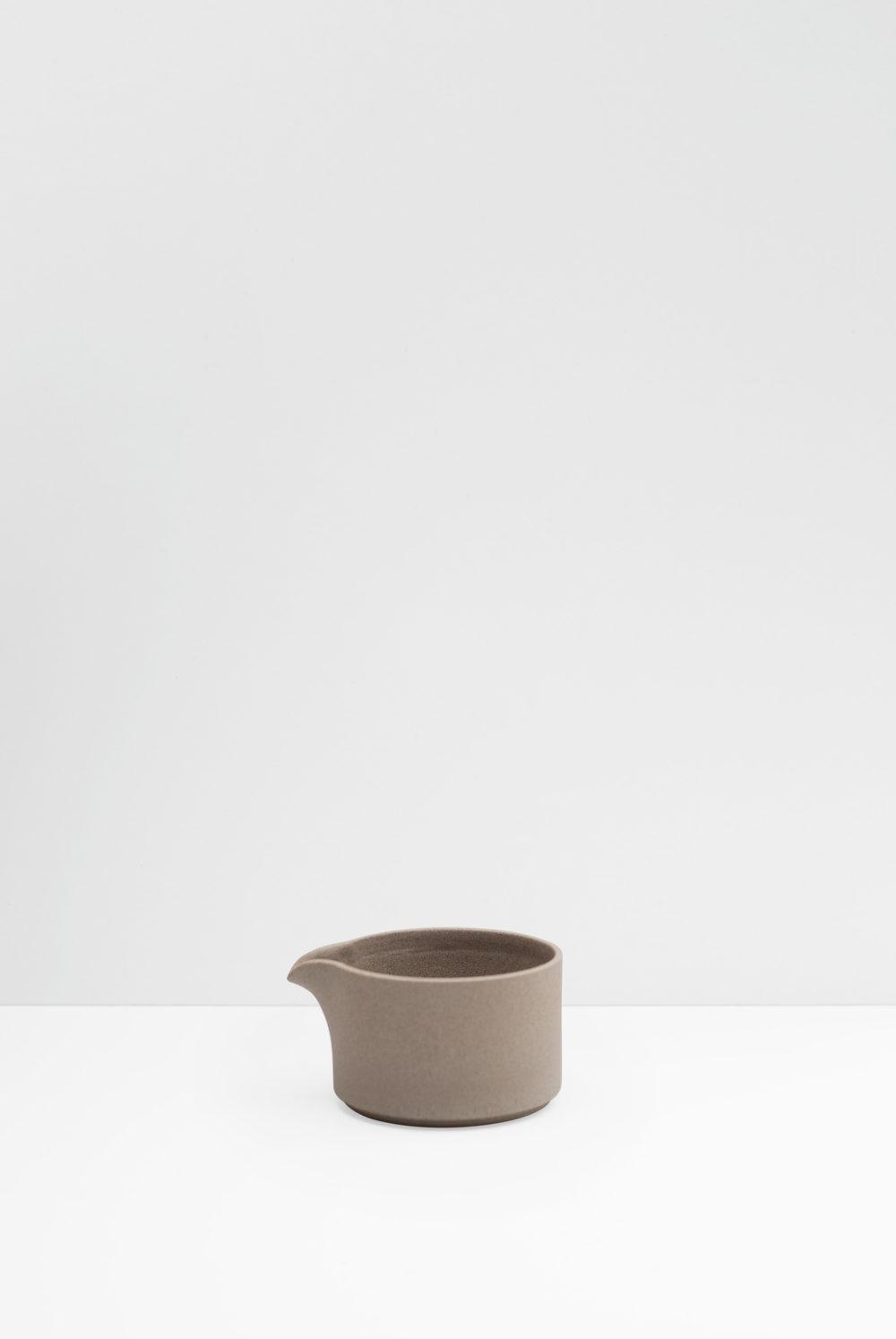 Hasami Porcelain milk pitcher natural matte
