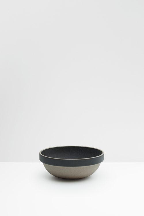 Hasami Bowl matte black