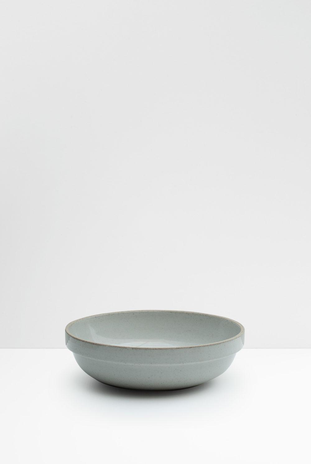 Hasami Soup bowl gray glazed