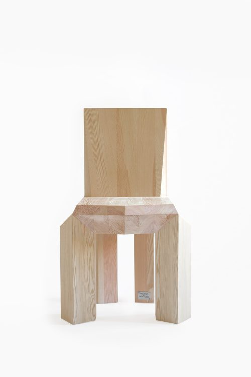 Sizar Alexis Ode Chair Natural Swedish Pine