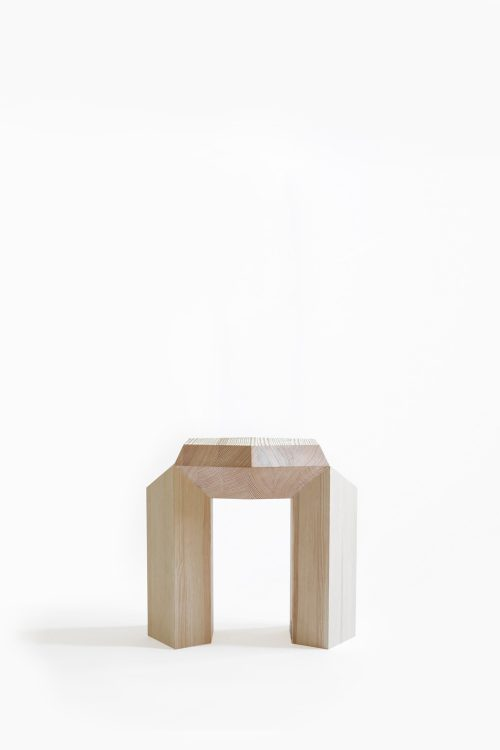 Sizar Alexis Ode Side Table Natural Swedish Pine