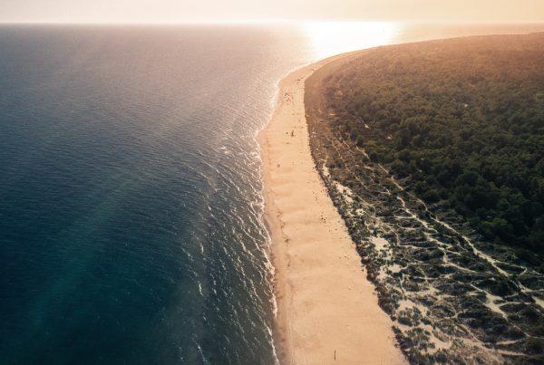 sandhammaren österlen beach
