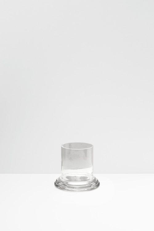 Clear glass Amal tumbler Sizar Alexis